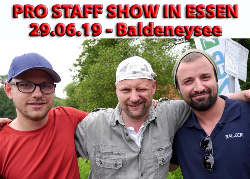 BALZER Pro Staff Show